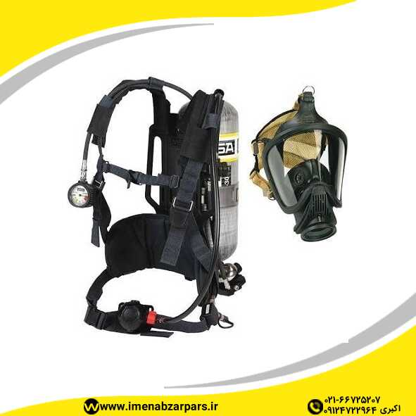دستگاه تنفسی فرار AIR HAWK ll