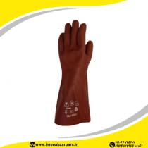 دستکش ضد اسید ساق بلند